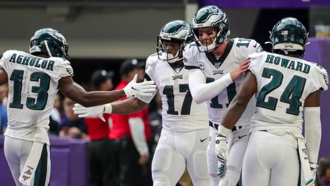 Eagles-Cowboys NFL Week 7 Predictions 2019