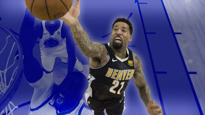 Wilson Chandler Impressed With Sixers, Ready to Help Them Win