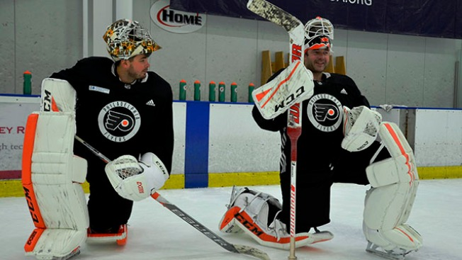 Injuries, Illness Create Questions in Net for Flyers