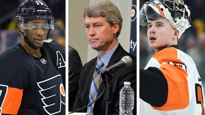 Flyers Weekly Observations: Chuck Fletcher's Message, Wayne Simmonds' Professionalism, More