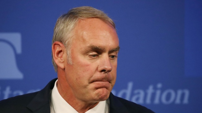 Interior Spending $139K to Fix Doors in Sec. Zinke's Office