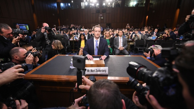 US House Panel Taps Defunct Startup for Facebook Files