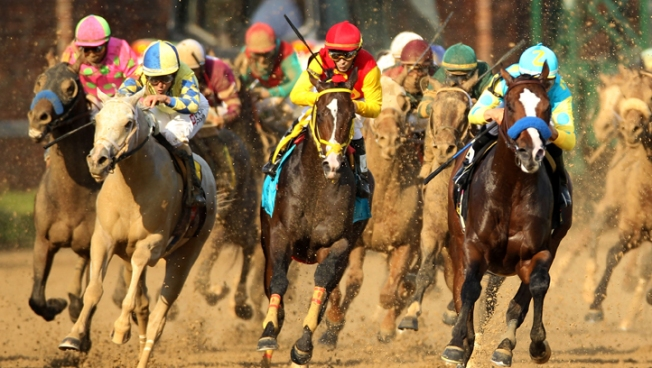Bets Up at Pennsylvania Horse-Racing Tracks