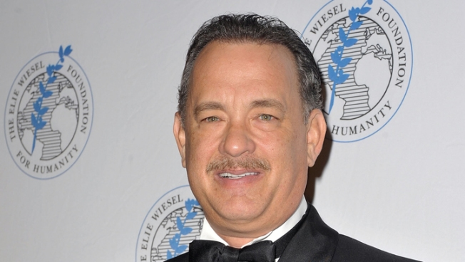 Tom Hanks Reveals the Pressures of Playing Walt Disney
