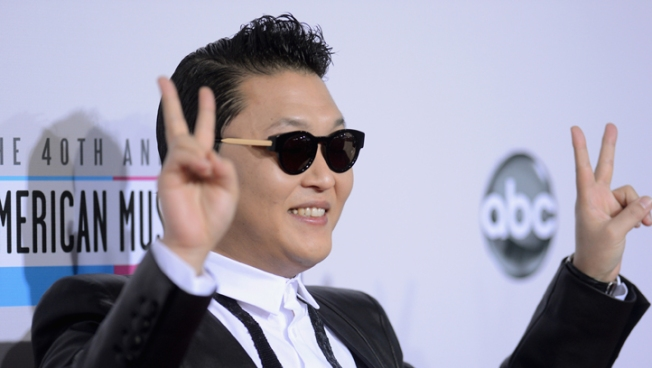 "Westwood, California Gets a Little More ""Gangnam Style"""