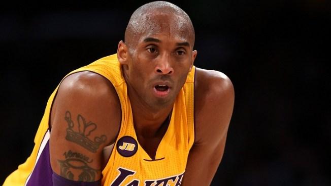 Kobe Bryant Battles Mom, NJ Business Over Auction