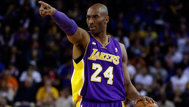 Kobe Succesfully Prevents Mom From Auctioning Most of  His Stuff
