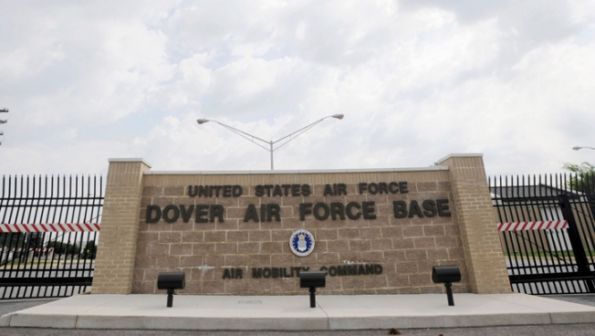 Shooter Threat Exercise At Dover Air Force Base