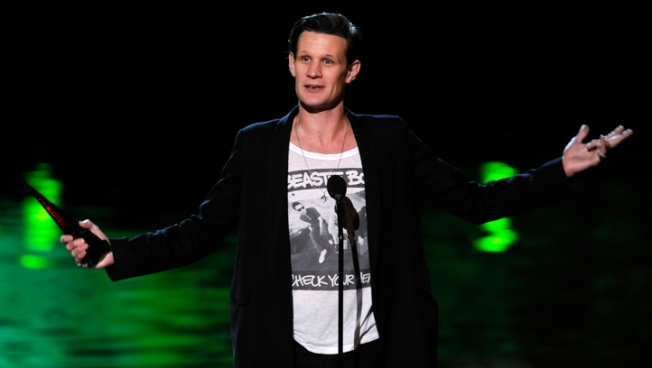 "Matt Smith Leaving Lead Role in BBC's ""Doctor Who"""