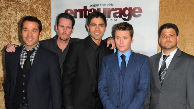 """Entourage"" Movie Gets Green Light From Studio, Original Cast in Talks"