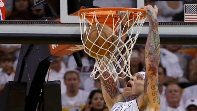 """Birdman"" Dunk Best of Playoffs So Far?"