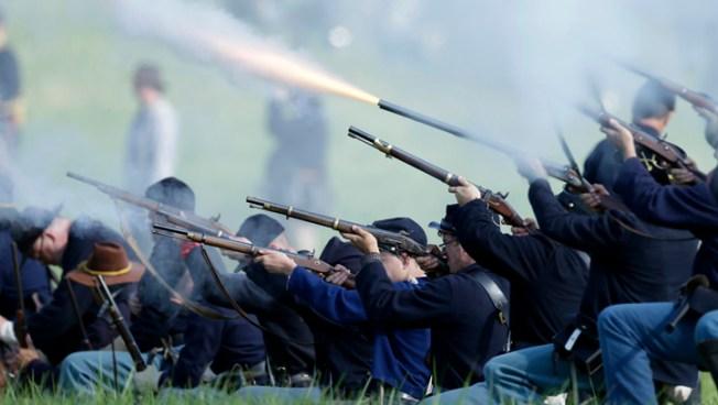 At Gettysburg 150, Sides Still Being Taken