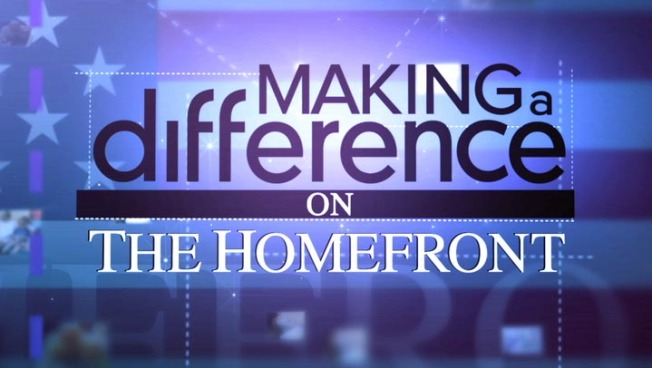 Making a Difference on the Homefront