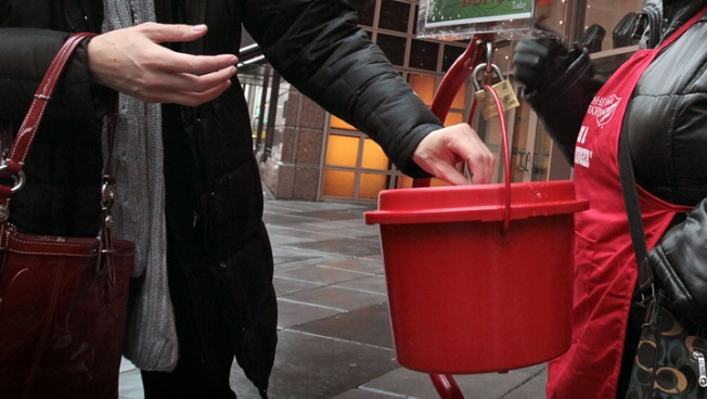 Impostor Bell Ringer Steals Charity Kettle