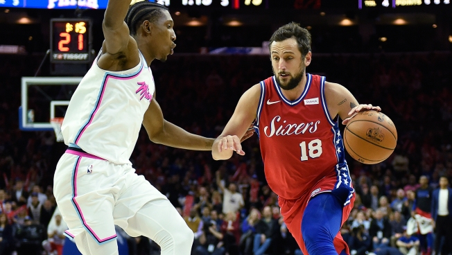 Look Out, East - Sixers Have New 'firepower'