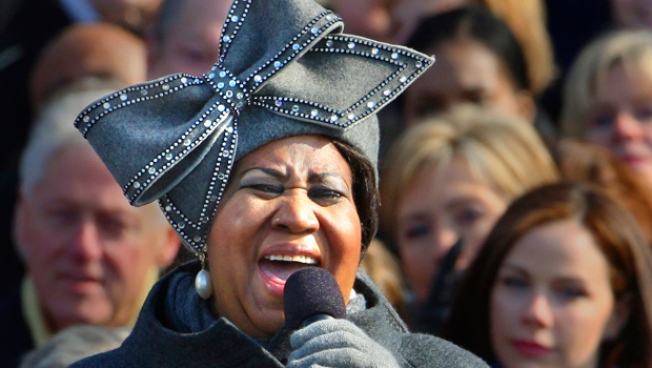 Aretha Wants Her Cut of the Hat Pie