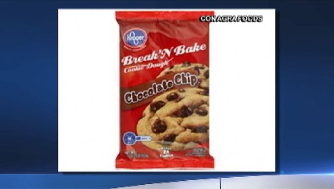 Kroger's Cookie Dough Recalled for Peanut Contamination