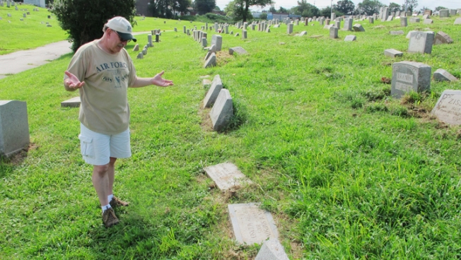 Disarray at Mount Moriah Cemetery Disrupts Burial Plans