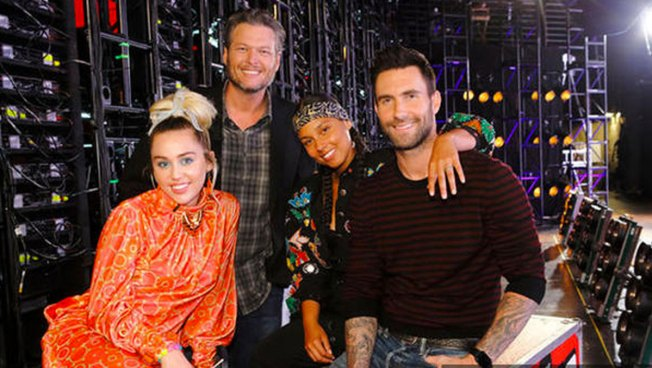 And The Winner Is...: 'The Voice' Prepares for Season Finale