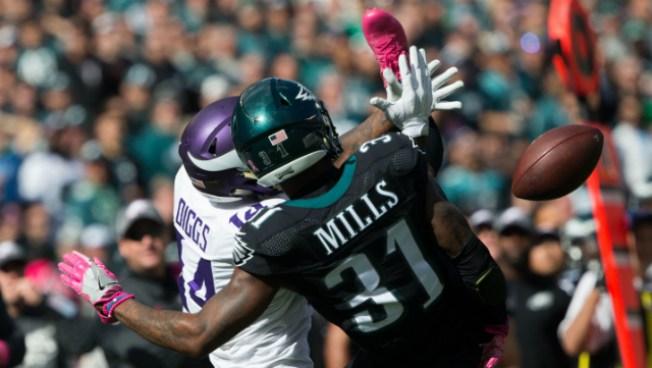 61189f40628 Eagles Better Or Worse 2017: Defensive Backs - NBC 10 Philadelphia