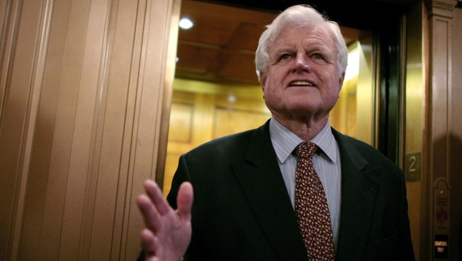 Ted Kennedy: Hold the Eulogies