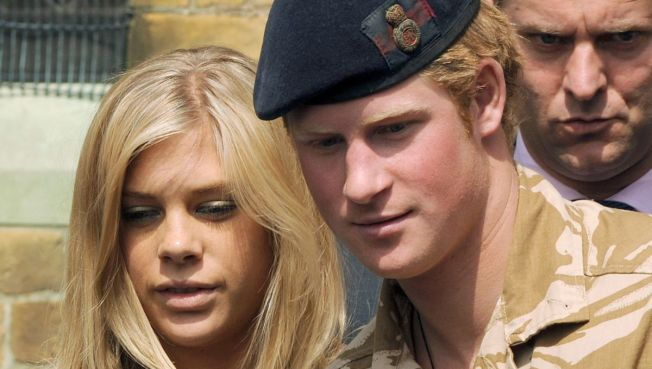 Royal Split: Prince Harry Reportedly Gets Dumped