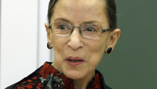 Justice Ginsburg: Supreme Court Needs Another Woman