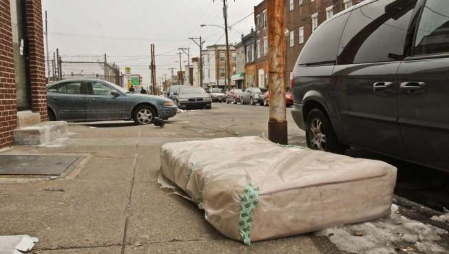 Philly Implements New Mattress Policy to Curb Bedbugs