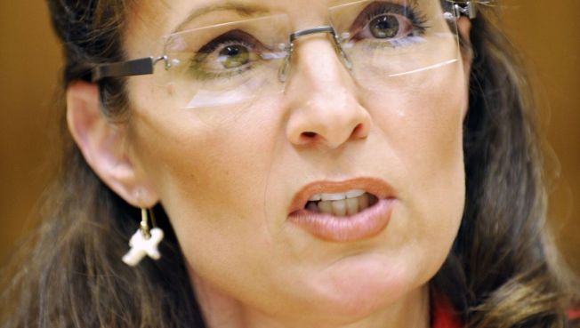 """Palin: I Quit For """"Higher Calling"""""""