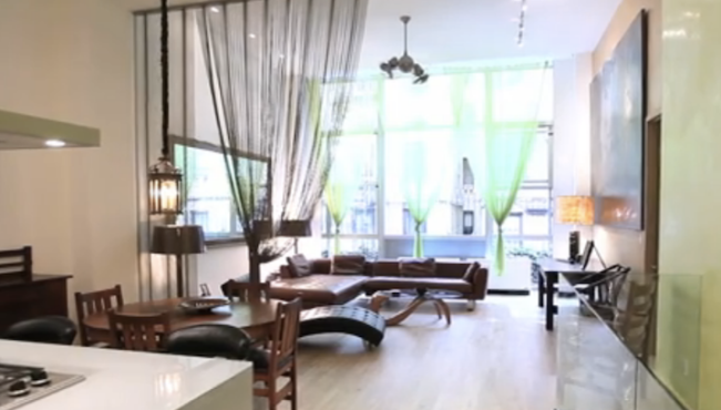Actor Matthew Modine's Cheesy Promo Video Helped Sell His Chelsea Apartment