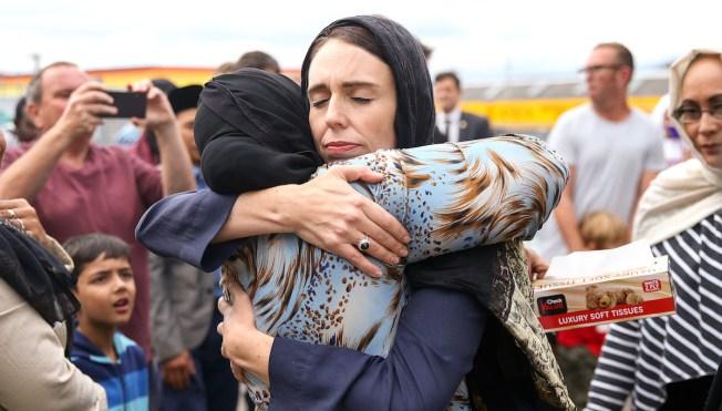 After Massacre, New Zealand Leader Shows Resolve, Empathy