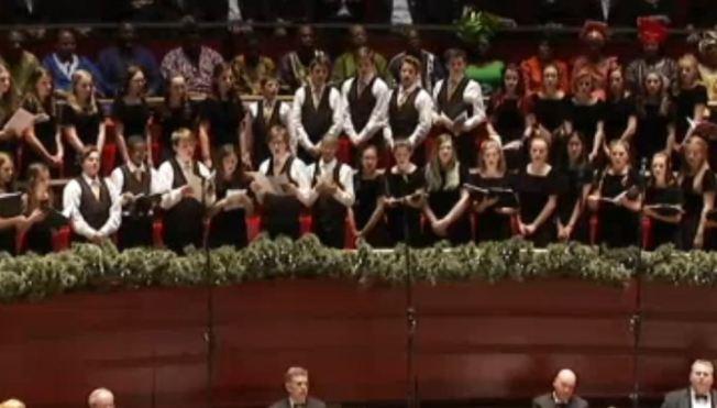Sing the Joy: 101.1 More FM's Christmas Choir Winners