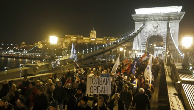 EU Parliament Election Could Upend Politics Across Europe