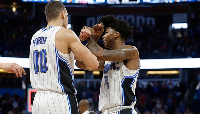 Best of NBA: Magic Beat Pistons, Finish Ahead of Sixers