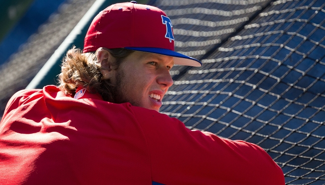 Phillies Top Pick Alec Bohm Signs Contract, Heads Off to Start Pro Career