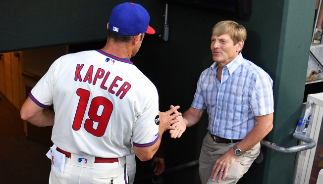 Phillies Owner John Middleton's Inquisition Almost Complete - Will He Sack Gabe Kapler Or Will Phillies Skipper Break Free?