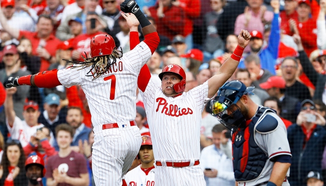 The Post-Win Vibe in the Phillies' Clubhouse: 'It's Going to Be Fun This Year'
