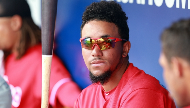 Phillies Top Prospect J.P. Crawford Learning Importance of Adjustments - and Some Video