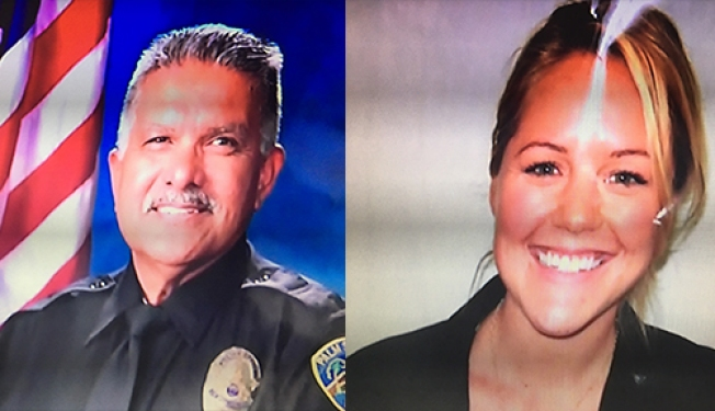 Suspect Arrested in Fatal Shooting of 2 SoCal Officers
