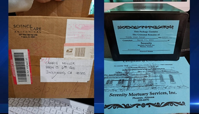 Couple Seeks Family of Woman Whose Ashes Were Found in Storage Unit