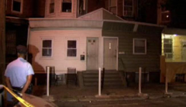 2 Men Open Fire on Kensington Row Home