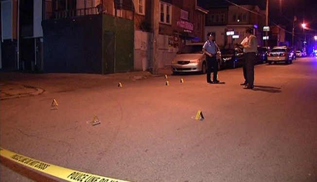 Brothers Shot on Feltonville Street