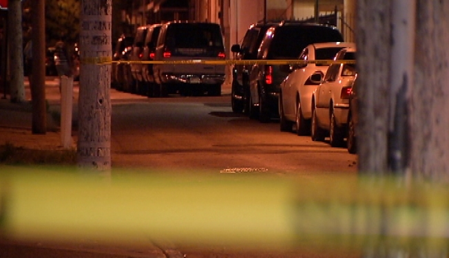 Cops Search for Suspect in Mantua Double Shooting