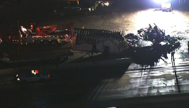 1 Dead in NJ Turnpike Accident