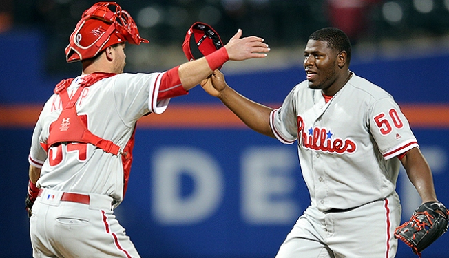 Phillies Take Down Noah Syndergaard for 'special' Series Win Over Mets