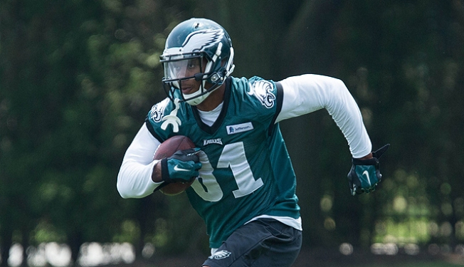 More WRs, More Buzz, But Jordan Matthews Unfazed With Eagles
