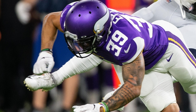 Eagles Claim Marcus Epps Off Waivers, Who Was Released When Vikings Added Andrew Sendejo