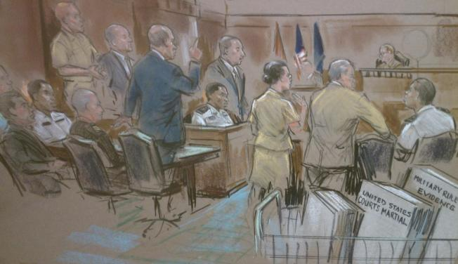 Attorneys Wrap Up USNA Sexual Assault Hearing
