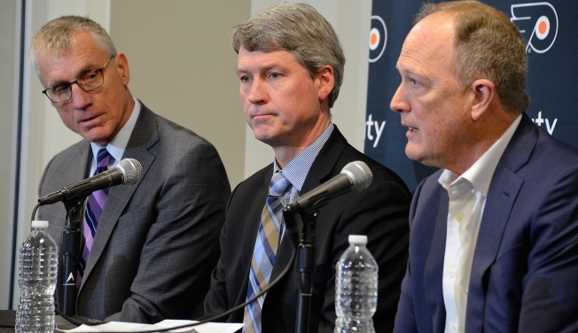 5 Takeaways From Flyers General Manager Chuck Fletcher's Press Conference