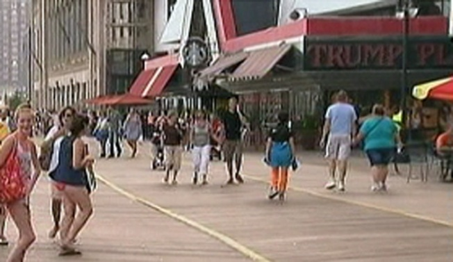Atlantic City Feeling Effects of Sandy, Competition